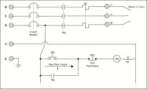 Motor control circuit diagram with plc ireleast readingrat omron plc wiring diagram wiring diagrams and schematics circuit diagram cheapraybanclubmaster Choice Image