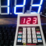 Timer and Display From Keypad to 7segmen